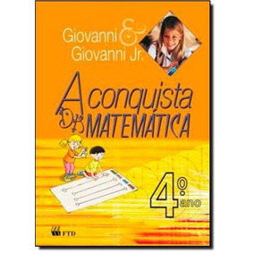 Conquista Da Matematica, A - 4º Ano