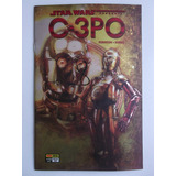 C-3po Star Wars One Shot Special Panini Comics Julio 2016