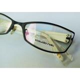 Armação Óculos De Grau D.italy Claudia Raia