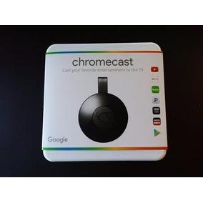 Google Cromecast 2016 Tv Hdmi Media Player Converti Tu Tv