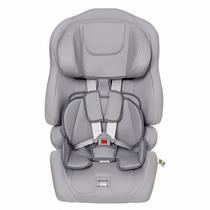 Cadeira P/ Carro Cinza Assento Cadeirinha Carro 09-36kg