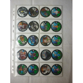 Coleção Tazos Da Novela O Beijo Do Vampiro / 2002 Telefônica