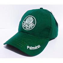 Boné Do Palmeiras Reta Promoção