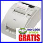 Miniprinter Tm-u220 Epson Matriz Impresora Punto De Venta