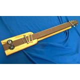 Gaucho Box Guitar Lap Steel Square
