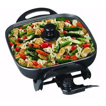 Multicocina Electrica Winco W54 Sarten Grill Parrilla Paella