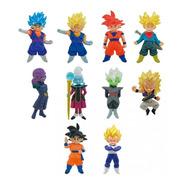 Figura Super Colecionável Desenho Dragon Ball Z Mystery