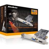 Interface Game Broadcaster Hd Pro - Placa De Captura De Imag