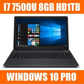 Notebook Sony Vaio Fit 15s I7-7500u 8gb 1tb Windows 10 Pro