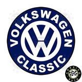 2 Adesivos Vw Volkswagen Classic A Pronta Entrega