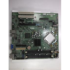 Placa Mãe Ddr2 Dell Dimension 5150 Dm051 Lga 775 S/ Espelho