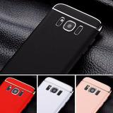 Funda Lujo Estilo Aluminio Galaxy S7 | S7e | S8 | S8 Plus