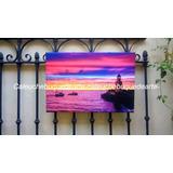 Cuadros Láminas Impresiones Lienzo - Playa Y Mar 40x60