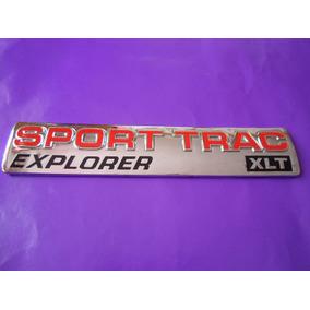 Emblema Sport Trac Explorer Xlt Ford Camioneta
