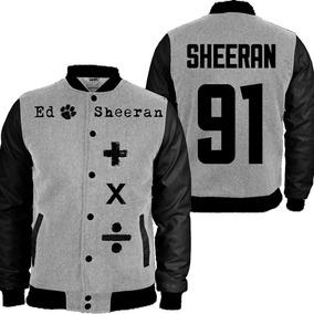 Moleton Moletom College Ed Sheeran 91 Albuns