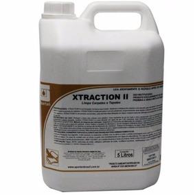 Detergente Shampoo Estofados E Carpetes Xtraction 2 Xt5