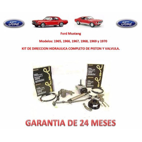 Kit Direccion Hidraulica Completo Ford Mustang 65-70 Oem