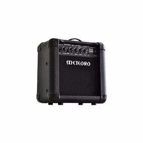 Cubo Amplificador Meteoro Mg10 Guitarra 10w C/ Overdrive