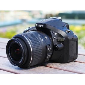 Câmera Digital Nikon D5200 Cartão Mem 64gb Black Friday Ante