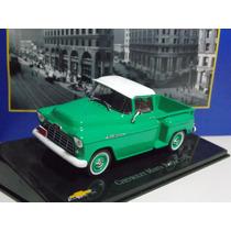 Miniatura Chevrolet Marta Rocha 3100 1/43 Picape Brasil