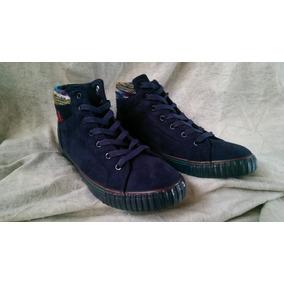 Botines- Hombre- Color Azul- Talla 41- Marca Jump