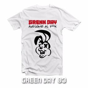Playeras Green Day American Idiot Rock Punk Oompa Loompa