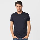 Kit 5 Camiseta Basica Lacoste Live Original Oferta Promoção