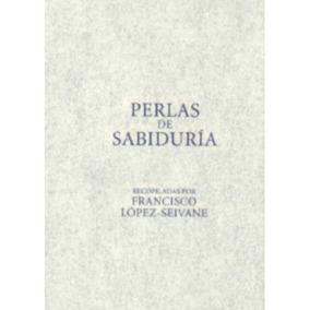 Perlas De Sabiduría (libros Singulares (ls)); F Envío Gratis