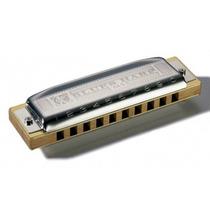 Harmônica Hohner Blues Harp 532 Ms C Dó Gaita De Boca