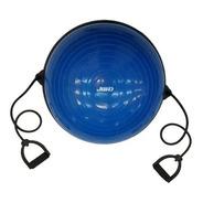 Bosu 60 Cm Con Manijas Semi Esfera Pilates Yoga Gym Jbh