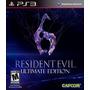 Resident Evil 6 Ps3 | Digital Español Incluye Extras Y Dlcs!