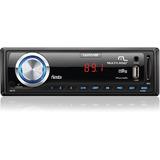 Radio Automotivo Wave Fiesta Fm/mp3/pen Drive/c Unidade
