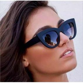 Óculos De Sol Feminino Olho De Gato - Óculos De Sol no Mercado Livre ... f5a1358d87