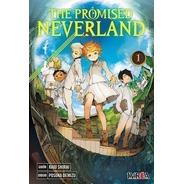 Manga - The Promised Neverland - Elige Tu Tomo 6 Cuotas