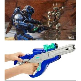 Pistola De Dardos Halo Covenant Carbine, Boomco