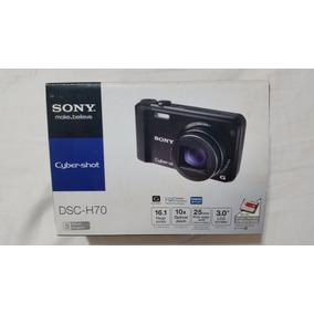 Máquina Fotográfica Sony Dsc H70 Semi Nova