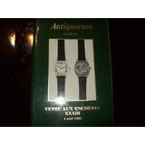 Catalogo Relojes Suiza Casa Antiquorum Auctioneers