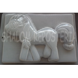 *molde Jumbo Para Gelatina My Little Pony Mi Pequeno Pony*