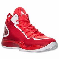 Bota Zapato Nike Jordan Superfly 2 Po Talla 9 +camiseta Rega