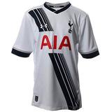 Playera Tottenham Local 15/16 Niño Under Armour Ua1563