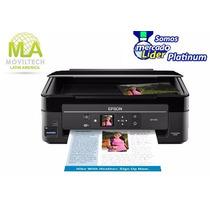 Impresora Multifuncional Epson Xp-330 Nueva