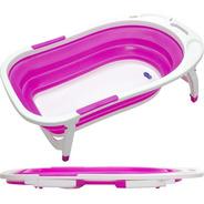 Bañera Para Bebés Avanti Splash Plegable Reposera 28 Lts