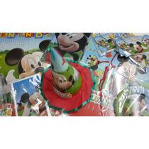 Cotillón Completo Mickey Mouse Para 20 Nenes!!!
