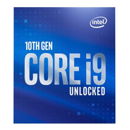 Intel Core I9-10900kf 3.7 Ghz Lga 1200 125w Bx8070110900kf