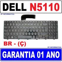 Teclado Original Dell Inspiron 15r N5110 06kejr Abnt2 Br Ç