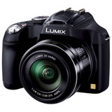 Panasonic Lumix Dmc-fz Mp Cámara Digital Con 60x Óptico De