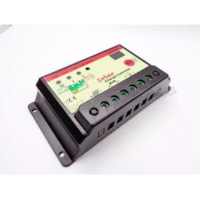 Controlador Carga Solar 20a 12/24v Fotovoltaico Celda Pwm