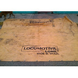 Lona Brasilera Marca Locomotiva Para 350 - 3.05 X 4.25 Mtrs