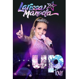 5c7d2ae8283c4 Dvd Larissa Manoela - Up Tour (2017)   Lacrado   Original