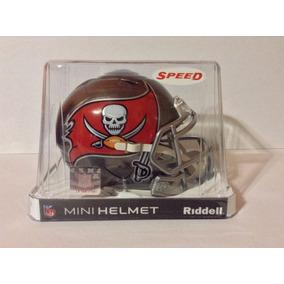 Casco Nfl Mini Helmets Riddell Speed Bucaneros Tampa Bay